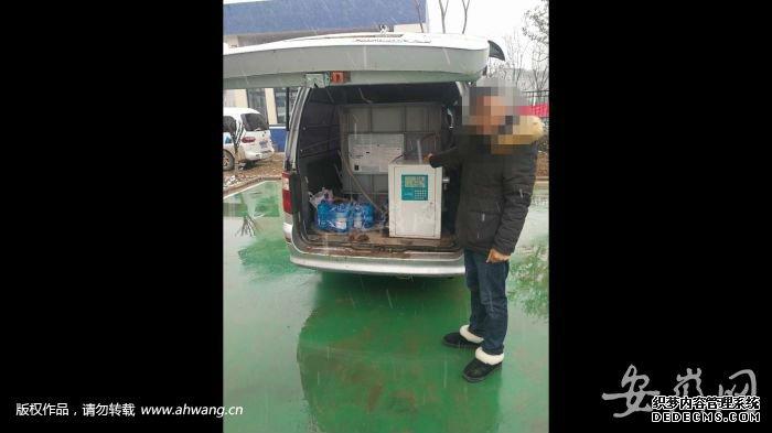 非法加油车2